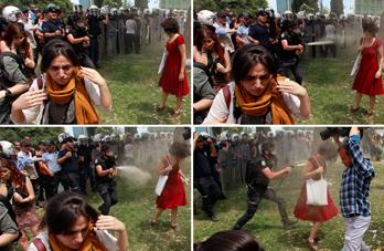 EVIDENZA-Turchia-donna-in-rosso